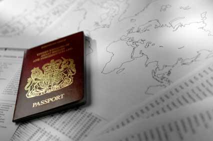 how to change address on passport canada