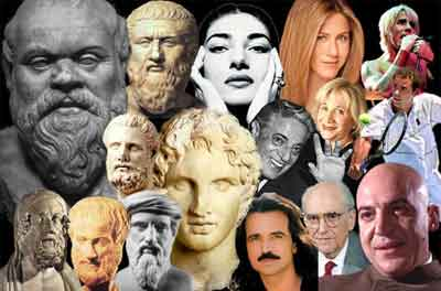 Famous People From Greece