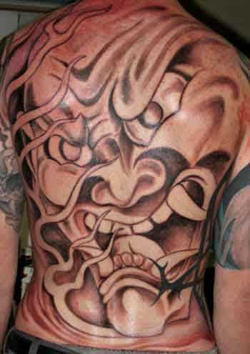 Japanese Traditional Tattooing