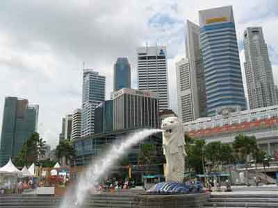 Singapore Travel Booking Site